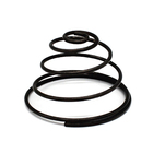 Hongsheng Mini Small Coil Steel Tapered Compression Spring Conical Toy Compression Spring