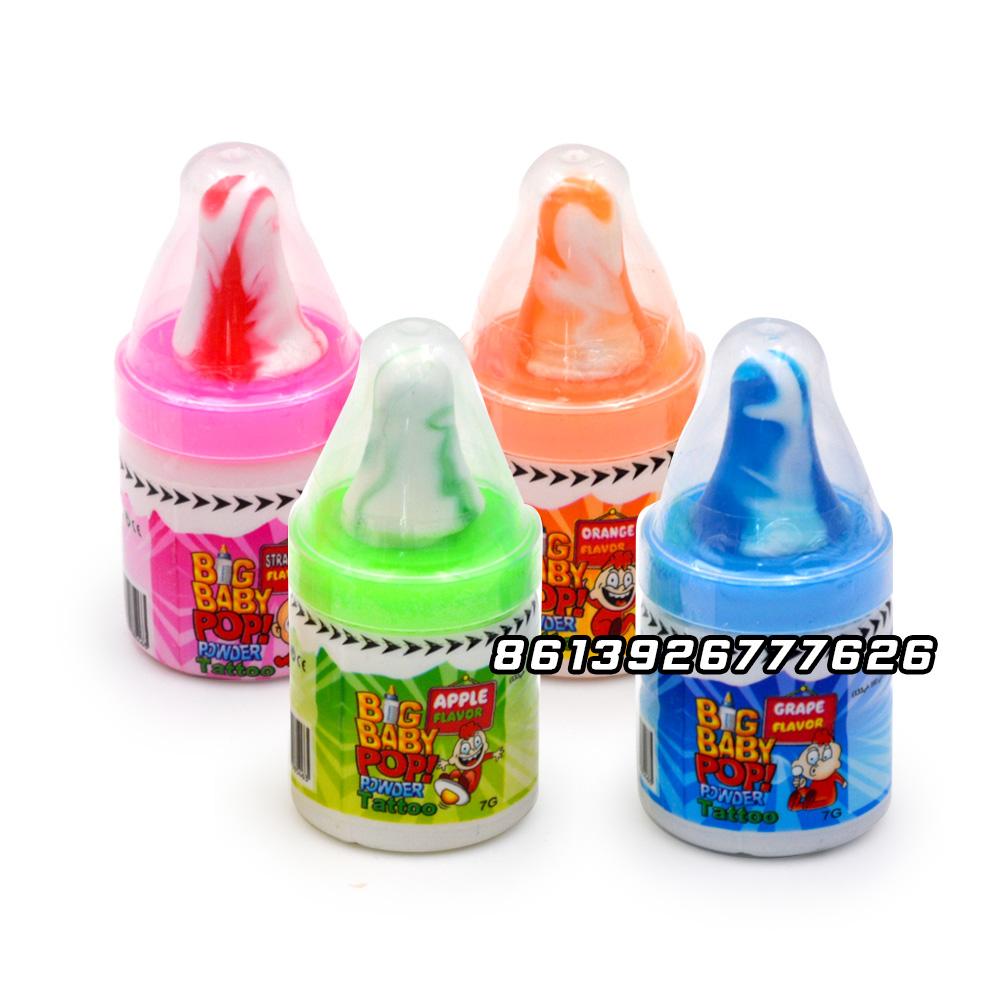 Nipple Sour Milk Drinks