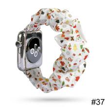 Женский эластичный ремешок для часов Apple Watch 38 мм 40 мм 42 мм 44 мм Повседневный женский браслет для девушек для iwatch серии 1 2 3 4(Китай)