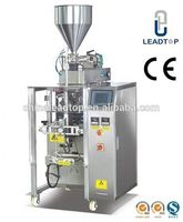 Save energy Single side sachet water filling machine