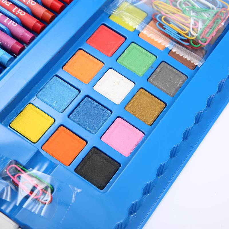 Drawing Art Set Painting Drawing Supplies 208 Pcs For Kids Box Artist Printing Art Set