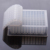 Lab Supplies 96 Square Well Silicone Sealing Mat Puncture for Deep Well Plate