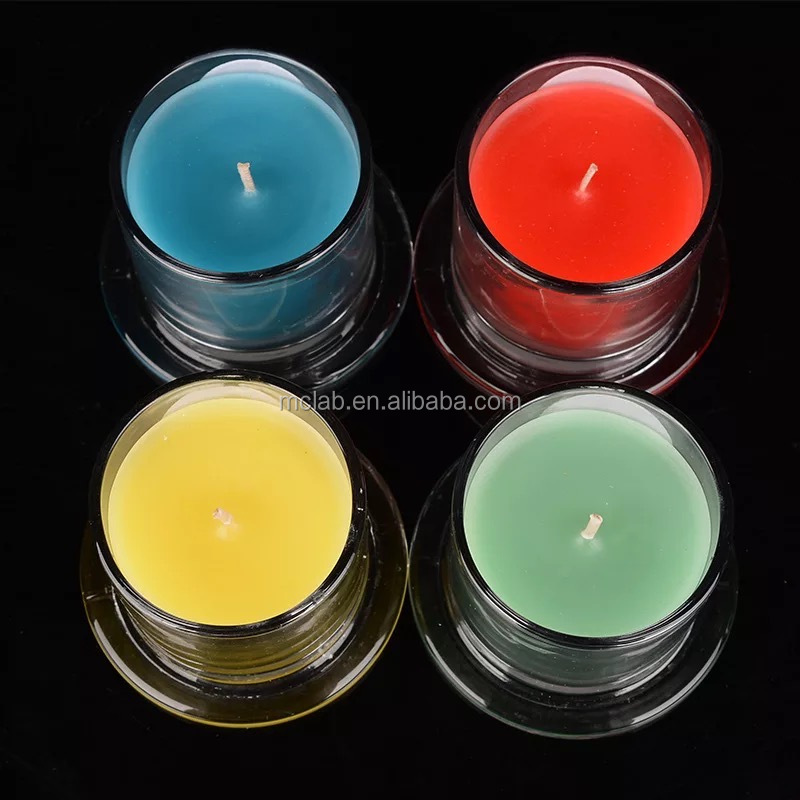 Luxury Scented Soy Wax Candle Admiralty Cover Glass With For Wedding Gift