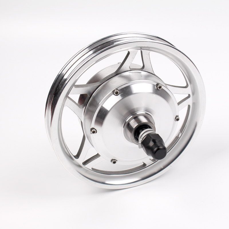 <strong>12</strong> Inch Aluminum Alloy electric bicycle electric scooter rear drive hub dc <strong>motor</strong> 36v 350watt