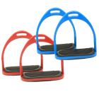 Factory Made Equestrian Different Colored Stirrups In 6 Colors