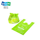 100% biodegradable Compostable Environmental Supermarket HomeBig size customization garbage bags