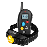 Amazon Pet Supplies Dog Anti Bark Collar Collar Shock Dog, Pet Flashing Lights Dog Collar Pet