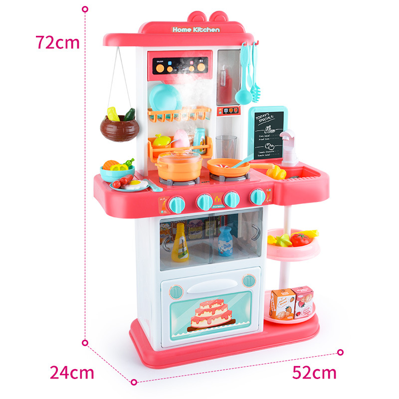2020 import toys pretend play sets kids kitchen toy for children