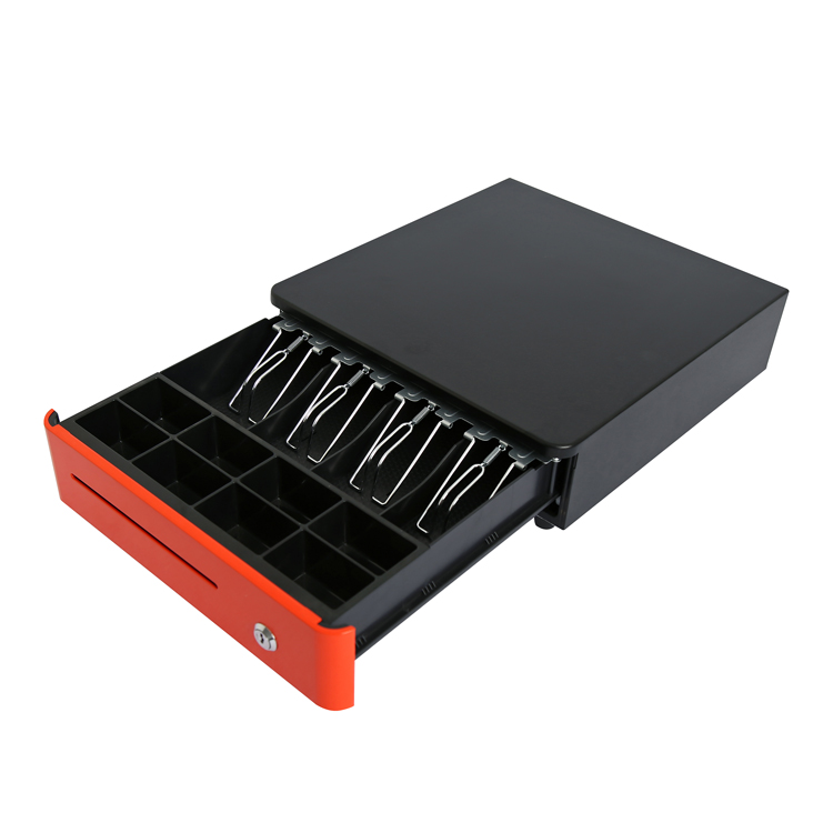 HER-330R Electronic Pos Rj11 Register Cash Drawer For Supermarket