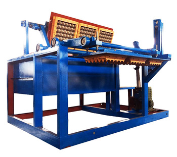 CE Certificated Manufacturing Machines For Small Business Ideas Egg Tray Making Machine