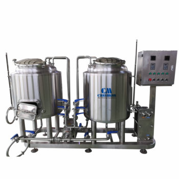 Hot Sale brewing equipment small beer brewery nano brewery