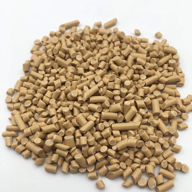 PVC Compound Granules Raw Material Product name and Soft Transparent Granules Appearance Recycled PVC Granule factory