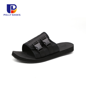 Custom Summer Your Own Brand New Design Sandals Slide Custom Slippers For Men