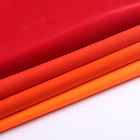 manufacturer 100% polyester tricot brush fabric for garment lining