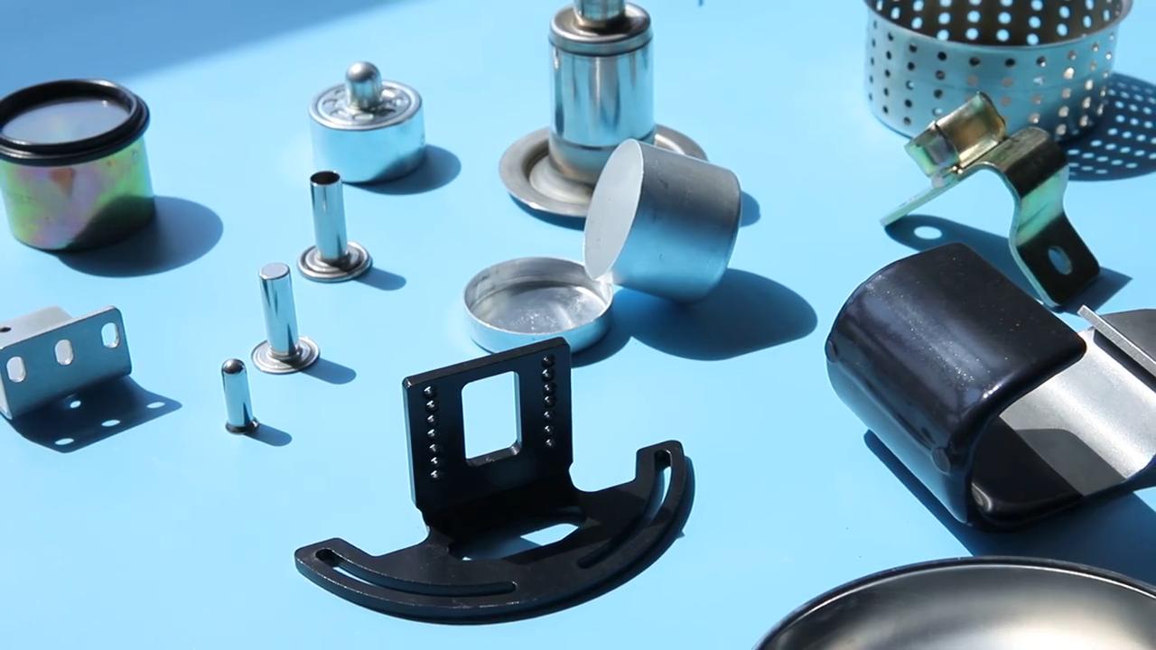 Ucuz oem derin çekilmiş alüminyum ıstampalama parçaları