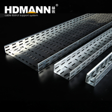 <span class=keywords><strong>HDMANN</strong></span> ヘビーデューティートレイホット亜鉛メッキケーブルトレイ価格