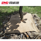 Environmental Protection Nonwoven Fabric Jute Mat for Weed Control