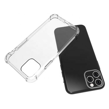 Wholesale Phone Case For iPhone X Case Transparent Hard TPU Phone Cover For iPhone 11 Pro Max Cases