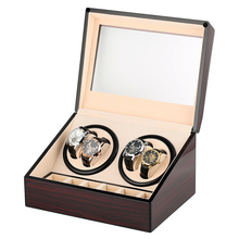 4 + 6 commercio all'ingrosso Su Ordinazione Mabuchi <span class=keywords><strong>Motore</strong></span> Automatico di Legno Watch Winder <span class=keywords><strong>Parti</strong></span>