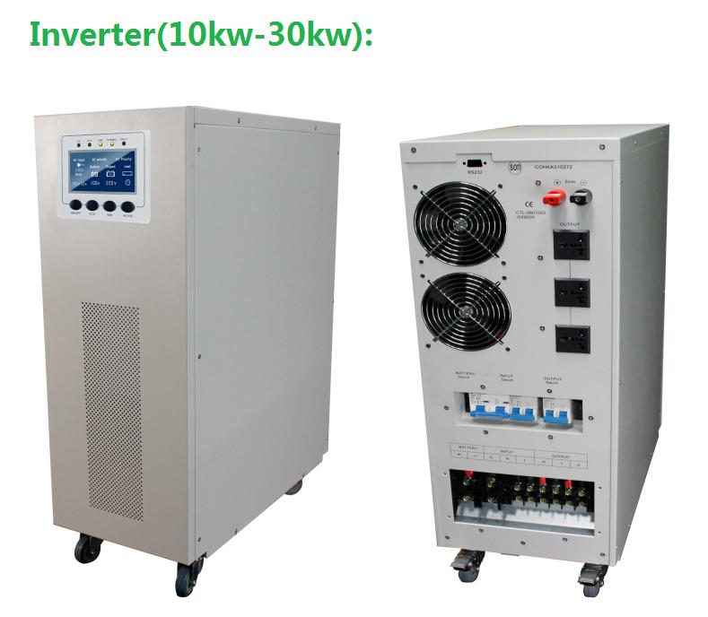 220V Đầu Ra 1kw 5kw 10kw Tinh Khiết Sóng Sin Off Grid Năng Lượng Mặt Trời Hệ Thống Của Đầu Ra Duy Nhất Loại Dc 7kw Inverter