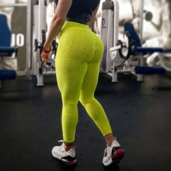 Leggings Dobby Leggins Hips Wrinkle Solid High Waist Ruched Back Scrunch  Butt Yoga Brazilian Bubble Pants Jacquard Fabric - Buy Ruched Back Yoga  Pants,Scrunch Butt Leggings,Brazilian Bubble Leggings Product on Alibaba.com