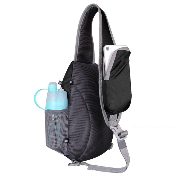 Best Selling Products Crossbody Chest Sling Shoulder Triangle Bag