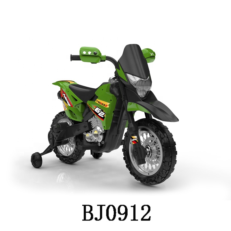 Fashionable 6V battery operated baby motorbike electric toy kids motorcycle bike