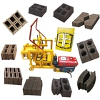 Concrete Block Making Machine Price Manual Hollow Cement Brick Maker Machine