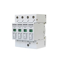 Best Price Lightning Protector Surge Suppressor AC Power 4 Pole Type