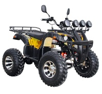 Hummer Powerful 4000W 60V Adult electric quad atv 4x4 For Sale