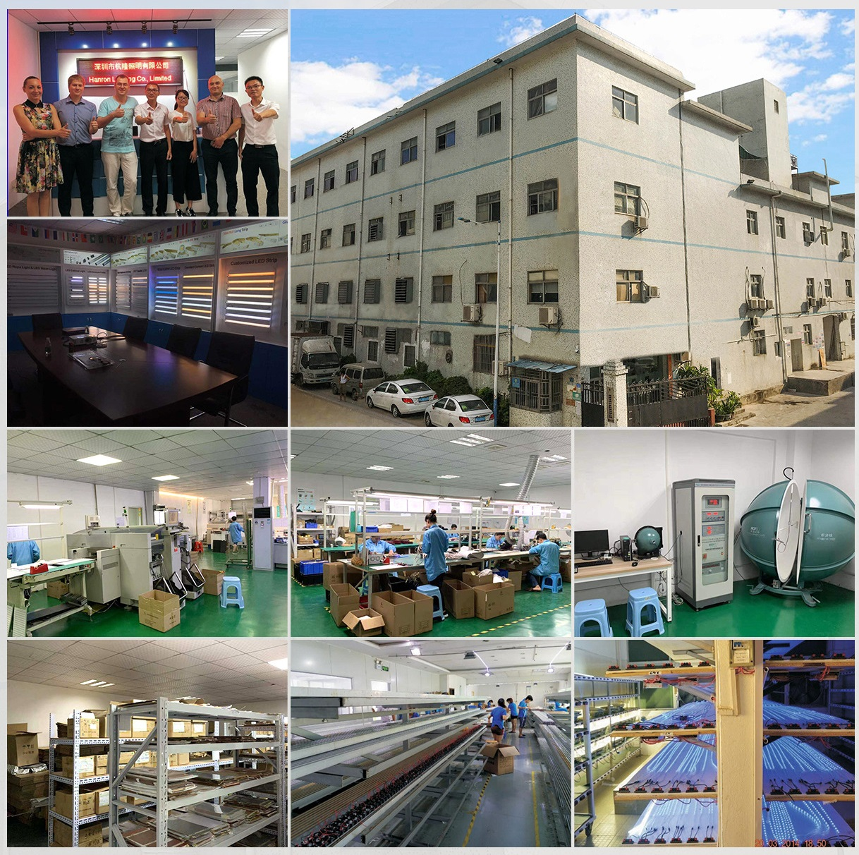 Hanron Factory