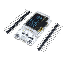 ESP32 0.96 <span class=keywords><strong>Pollici</strong></span> Blu OLED Display Digitale Bluetooth WIFI Kit 32 Modulo CP2102 32 M Flash <span class=keywords><strong>Internet</strong></span> Scheda di Sviluppo