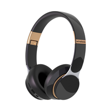 Beliebte <span class=keywords><strong>Bluetooth</strong></span> 5,0 Faltbare Subwoofer Stereo Sport TF Karte Wireless <span class=keywords><strong>Bluetooth</strong></span> Headset mit Micrcophone