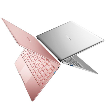 OEM Metal ultra thin laptop Intel Celeron J3455 With backlit keyboard notebook IPS screen