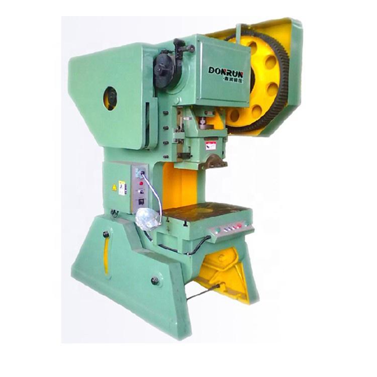 नई डिजाइन पंचिंग मशीन हाइड्रोलिक प्रेस पोर्टेबल पंचिंग मशीन के साथ उच्च गुणवत्ता