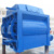 HZS60 concrete batching plant for concrete mixing