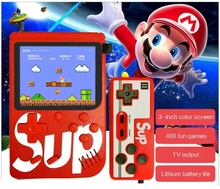 Sup <span class=keywords><strong>Game</strong></span> Doos Draagbare Video Retro Classic Mini <span class=keywords><strong>Game</strong></span> Twee-Speler Machine Sup Handheld <span class=keywords><strong>Game</strong></span> <span class=keywords><strong>Console</strong></span> Ingebouwde 400 In 1