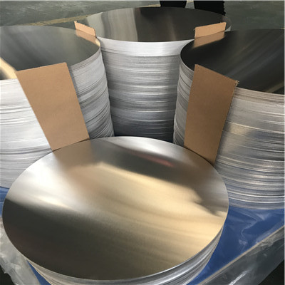 3003 0.4-8 mm thickness mill finish aluminum circle /discs for traffic sign
