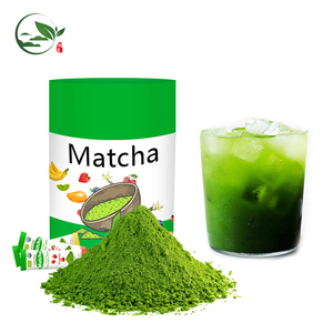 Wholesale Dropship Organic Japanese Uji Ceremonial Imperial Grade Instant Matcha latte Green Coca Tea Powder
