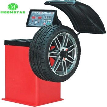 Factory price tire machinery self balancing one Good source of materials wheel balancer repair