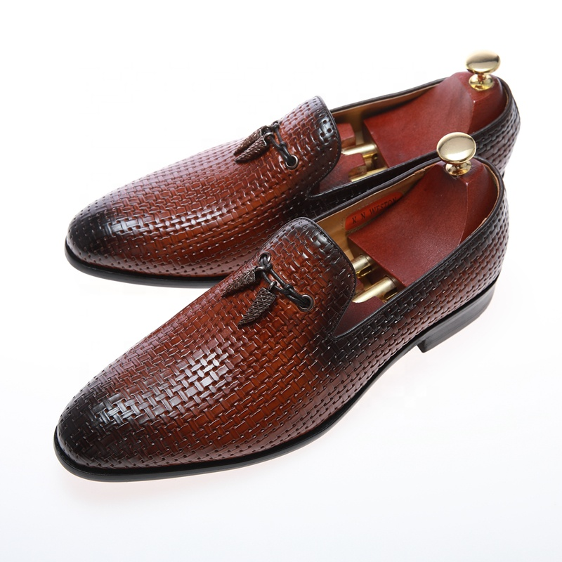 stylish dress casual height increasing outdoor big size casual leather official shoes for men