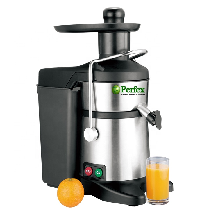 Perfex CJ8 <strong>citrus</strong> <strong>juicer</strong> Juice Extractor Ease to Clean Stainless Steel <strong>Juicer</strong> for Fruits and Vegetable