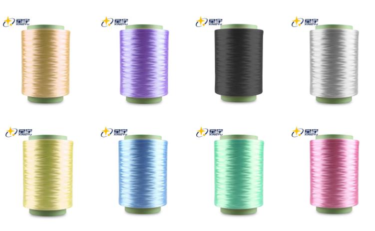 UHMWPE Yarn Xingyu High Modulus Polyethylene Twisted HMPE Fiber 20D,30D,40D