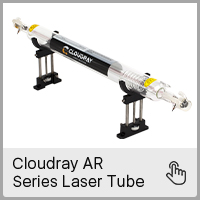 Cloudray CL189 Yongli Co2 Laser Tube Support Holder