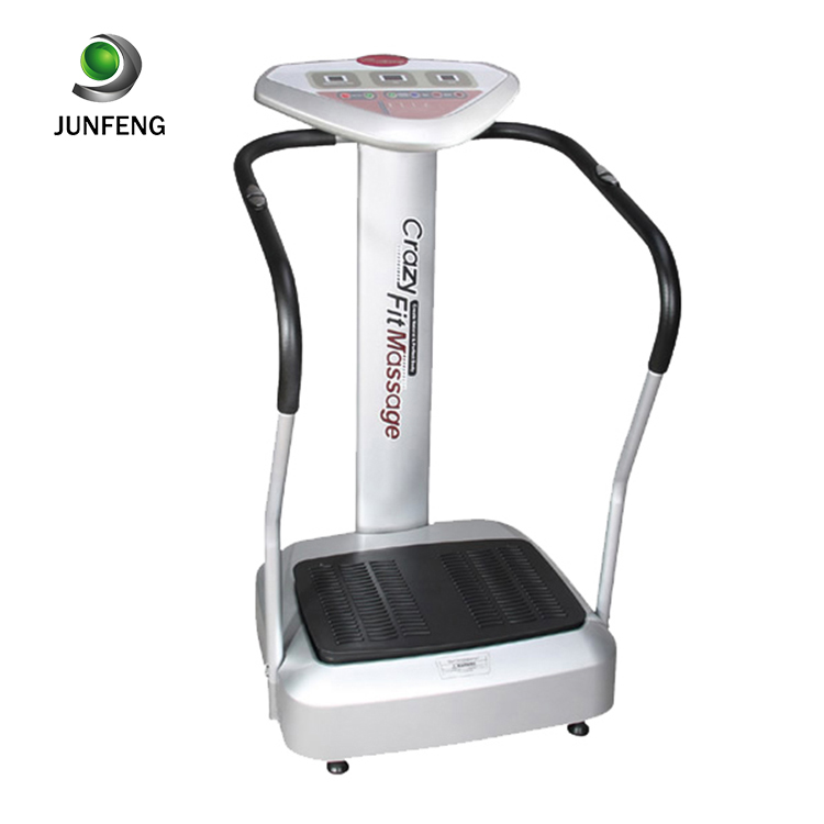 Factory Hot Sale Wholesale Body Exercise Vibration Vibro Fitness Machine Crazy Fit Massage Gym Fitness Equipment Machines