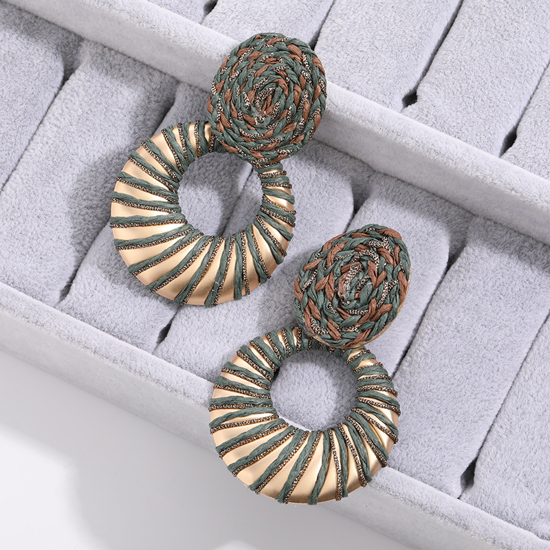 KDB2979 new fashion hot  thread earrings for women jewelry
