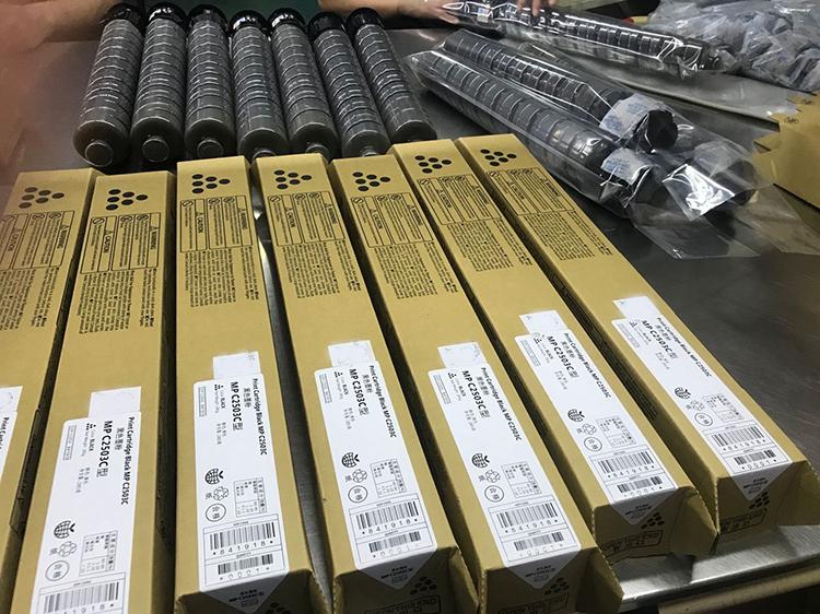 Заводская дешевая цена все картриджи совместимые Fuji Xerox Ricoh Kyocera OKI Lexmark sharp HP Canon konica minolta чернильный тонер