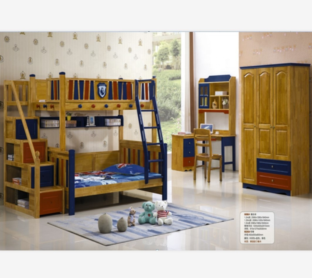 Furniture Solid Wood Teen Agers Children Bunk Bed Buy Cheap Bunk Beds Wood Children Bunk Bed Cheap Wood Bunk Beds Product On Alibaba Com