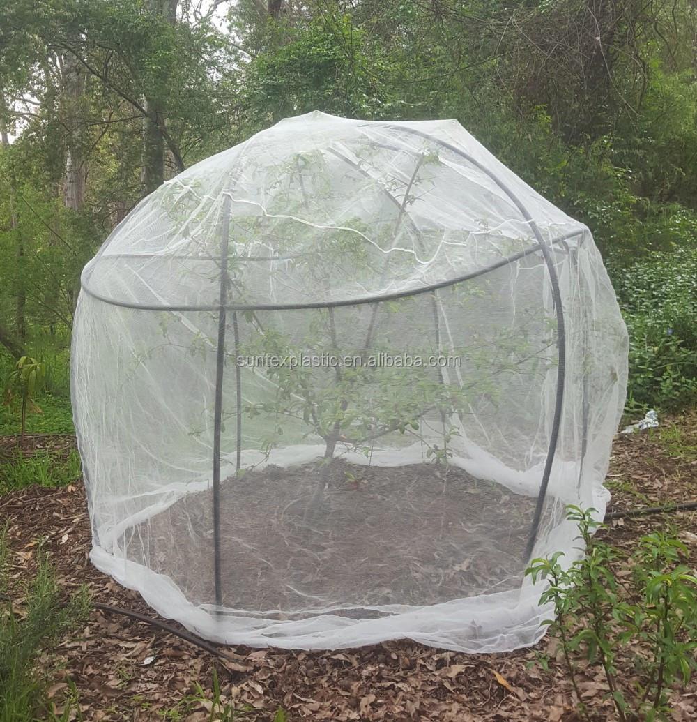 p/ájaros moscas de frutas blanco reutilizables 100 bolsas de protecci/ón contra uvas para proteger plantas de frutas sin tejer bolsa de malla para proteger la agricultura contra avispas