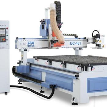 wood cutter machine cnc milling machine 3 axis wood cnc UC481